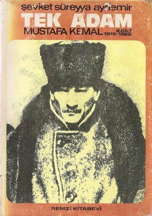 1. Tek Adam Mustafa Kemal - Şevket Süreyya Aydemir