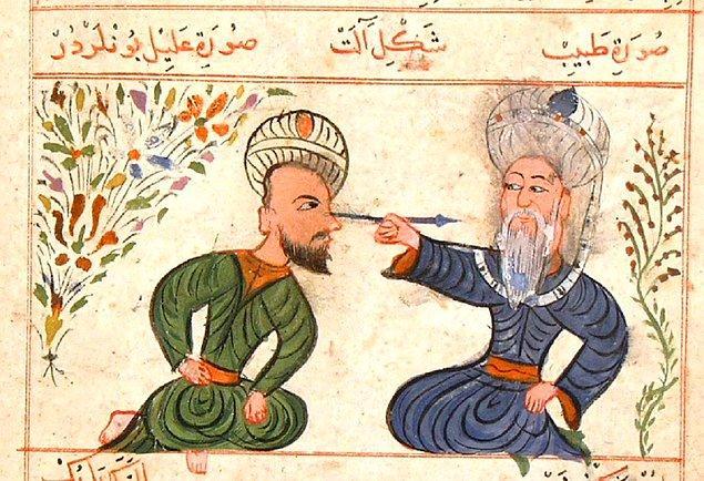 11. Sabuncuoğlu Şerafettin (1385-1468)