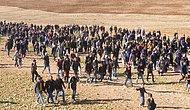 İdil'den Cizre'ye Yürüyen Gruba Polis Müdahalesi