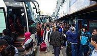 Yılbaşı İçin 4 Bin 500 Ek Otobüs Seferi Konuldu