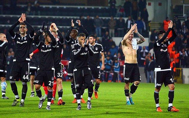 Beşiktaş 4-0 Torku Konyaspor
