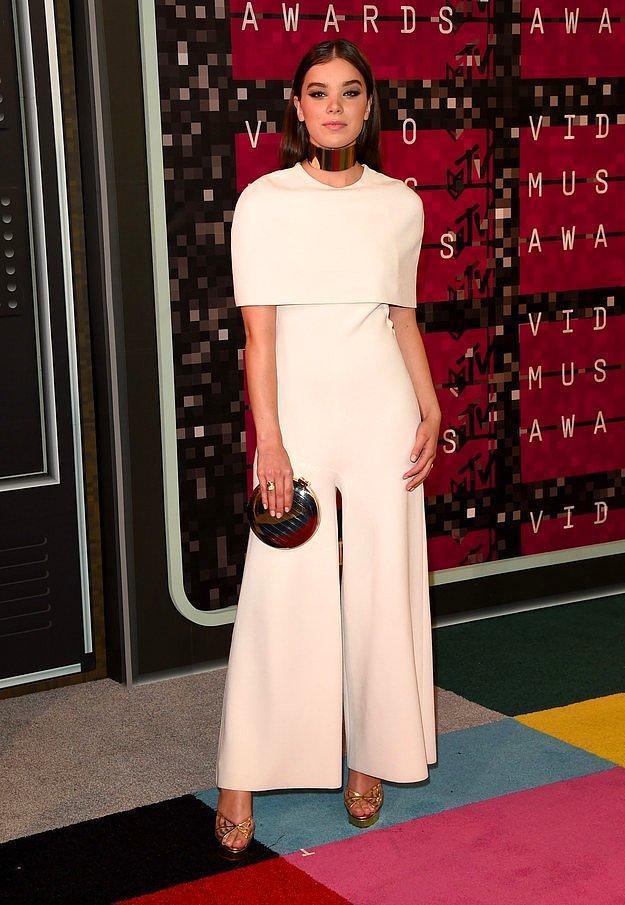Хейли Стейнфелд на MTV Video Music Awards.