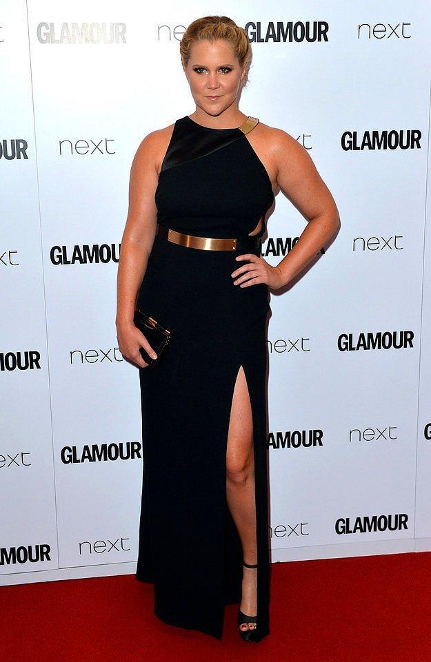 Эми Шумер на премии Glamour.