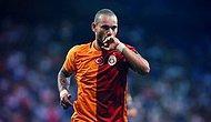 2015'te En Çok Sneijder Konuşuldu