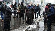 Diyarbakır'da Yürüyüşe Polis Müdahalesi