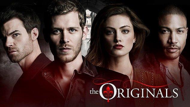 7. The Originals   IMDb 8.3