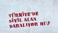 Türkiye'de Sivil Alan 2015'de Darbe Yedi