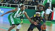 Akın Çorap Yeşilgiresun 76-77 Fenerbahçe