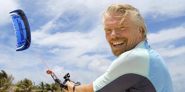 13. Richard Branson