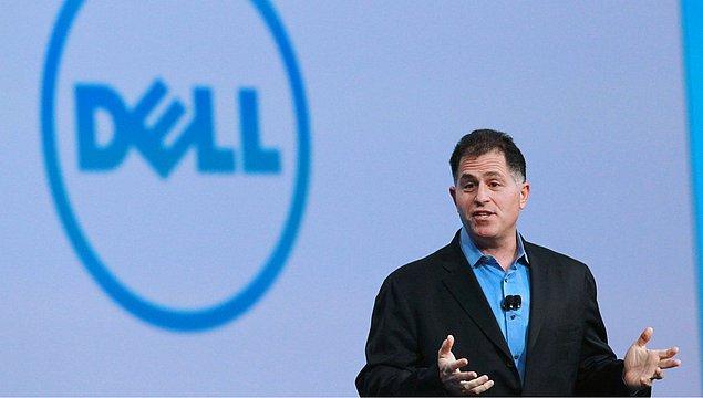 19. Michael Dell