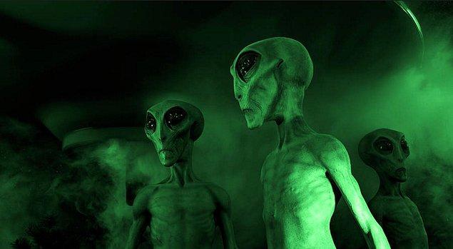 5. Küçük Yeşil Adamlar