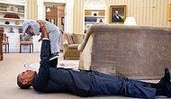 ABD Başkanı Barack Obama'nın 2015'te Çekilmiş En İyi 52 Fotoğrafı