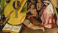 Bir Günahkarın Poposuna Yazılmış 500 Yıllık Notaların Keşfedildiği Tablo Hakkında 21 Bilgi