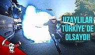 Uzaylılar Türkiye'ye Saldırsa Türklerin Tepkisi Ne Olurdu ?