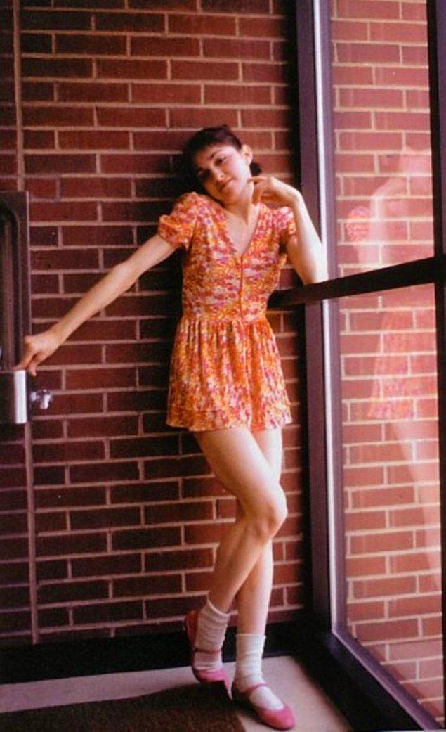 12. Madonna 18 yaşında, Detroit, 1976.