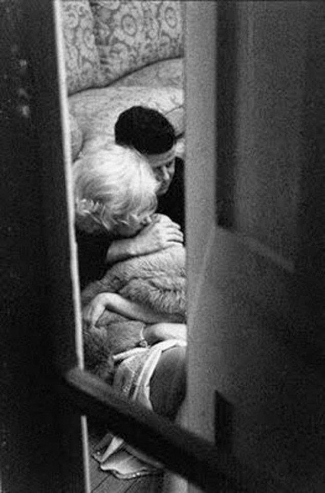 14. Marilyn Monroe ve ABD başkanı John Kennedy.