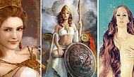 17 Maddede Tanrıçaların Yarıştığı Tarihteki İlk Güzellik Yarışması