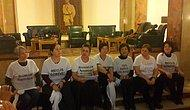 İnsan Hakları Savunucusu Yedi Kadından Meclis'te Barış Çağrısı