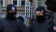 HDP Beyoğlu İlçe Başkanı Gözaltında