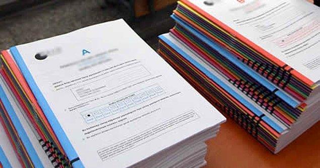6. 2007'de 1. ve 2. bölümdeki testlerden 0,5 puan alma zorunluluğu kaldırıldı.