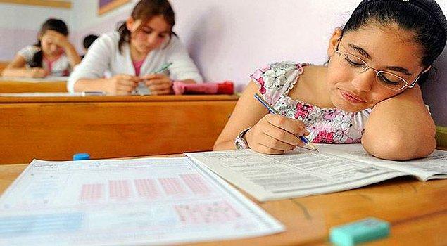 17. 2014 itibariyle SBS yerine dönem içi yapılan yazılı sınavlara geçildi.