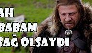 Jon Snow'dan Yürekleri Parçalayan Bir Türkü: Ah Babam Sağ Olsaydı