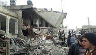 Rus Uçaklarından Suriye'de Bombardıman