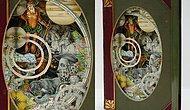 Kitapların Ruhuna Dokunan Alexander Korzer-Robinson'dan 20 Büyüleyici Sanat Eseri