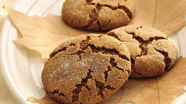6. Kıtır kıtır kurabiyenin içine biraz pekmez katıp şeker miktarını azaltmaya ne dersiniz?