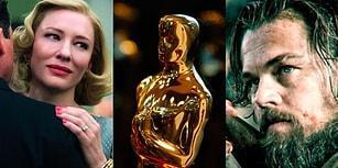 2016 Oscar Ödülleri Adaylarından En İyileri, Sizlerin Oylarıyla Seçiyoruz!