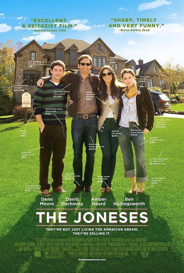 6. The Joneses