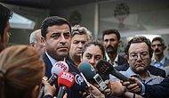 Demirtaş: 'Çınar Saldırısını Yapanlar Bu Halktan Özür Dilemeli'