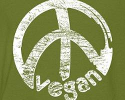 Ve Bonus 4: Vegan olmak dünya barışı için iyidir.