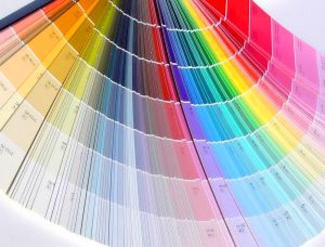 Tanıştırayım bu renk skalası...
