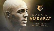Watford, Malaga'dan Nordin Amrabat'ı Transfer Etti