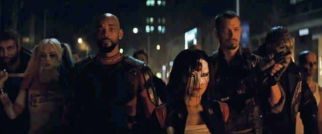 Ekip kötülüklerle mücadele etmek için kurulmuş. Filmdeki ünlü isimlerden olan Will Smith ise Deadshot'ı canlandıracak.