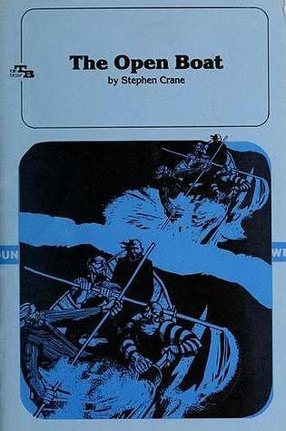 """2) """"Шлюпка в открытом море"""" - Стивен Крейн"""