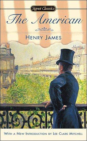 """16) """"Американец"""" - Генри Джеймс"""