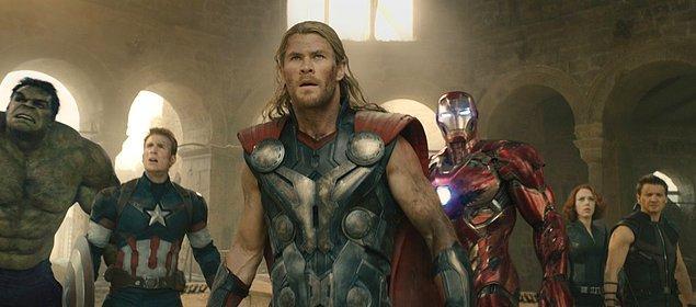 15. En sevilen süperkahramanlar Avengers: Infinity War - Part I filmiyle 2018 Mayıs ayında geri dönüyor.