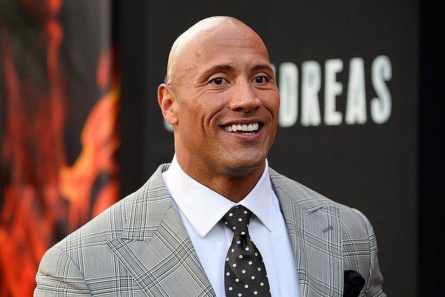 19. Dwayne Johnson 2019 Nisan ayında vizyona girecek olan Legend of Shazam filminde Black Adam'ı oynayacak.