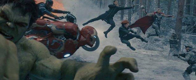20. 2019 Mayıs ayında ise Avengers: Infinity War - Part II ile sonuca ulaşacak.
