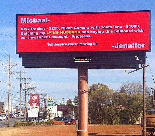 Дорогой Майкл...