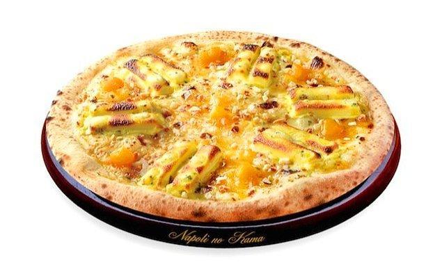 2. Tatlı sevenlerdenseniz Kit Katlı pizza iştahınızı açabilir, kesin olmamakla birlikte.