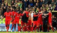 İngiltere'de Uzun Yıllar Unutulmayacak Bir Maç! Norwich 4-5 Liverpool