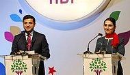 HDP'de Demirtaş ve Yüksekdağ Yeniden Eş Genel Başkan