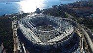 Vodafone Arena 40 Cm Hata Yüzünden Gecikebilir