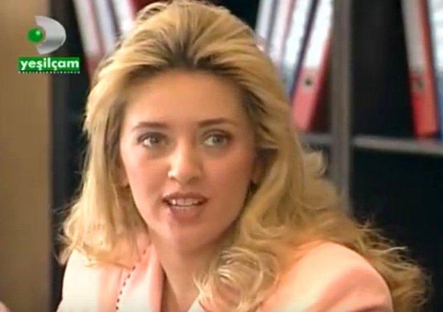 Zengin kızı, 90'ların tikisi Sibel
