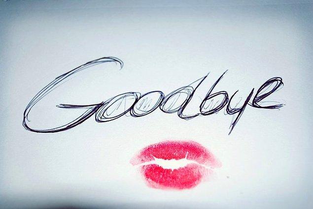 """11. """"Goodbye"""" kelimesi eski İngilizce'de """"Tanrı seninle olsun."""" demekti."""