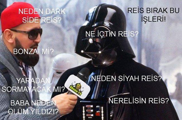 2. Darth Vader
