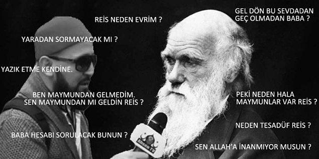 10. Charles Darwin